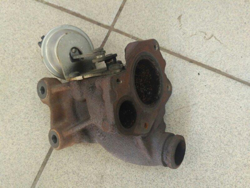 Клапан управления турбиной Renault Megane 3 EZ0/1 K9K834 2011 (б/у)