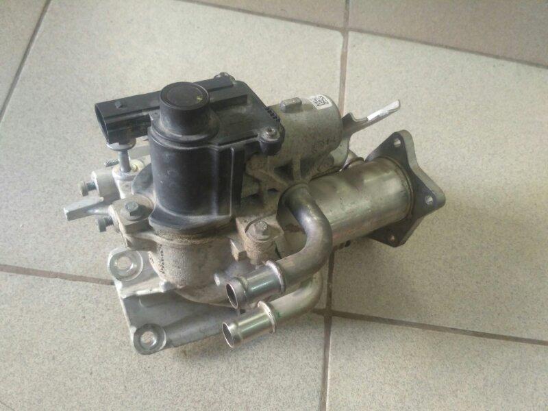 Клапан egr Renault Megane 3 EZ0/1 K9K834 2011 (б/у)