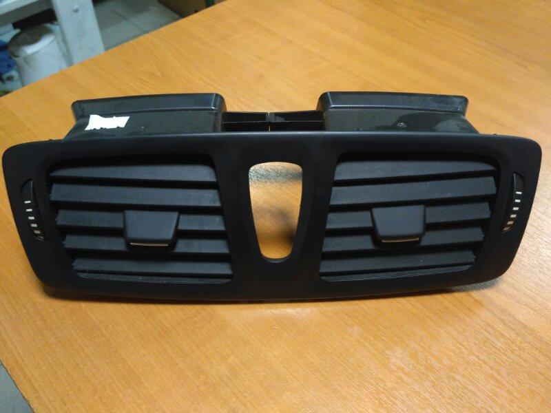 Дефлектор Renault Megane 3 EZ0/1 K9K834 2011 (б/у)