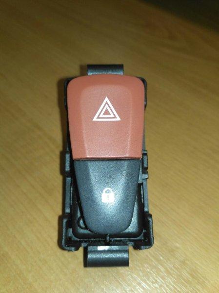 Кнопка аварийной сигнализации Renault Megane 3 EZ0/1 K9K834 2011 (б/у)