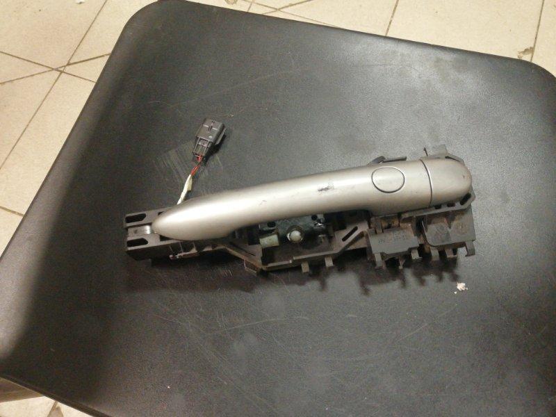 Ручка двери внешняя Renault Megane 2 К4М (б/у)