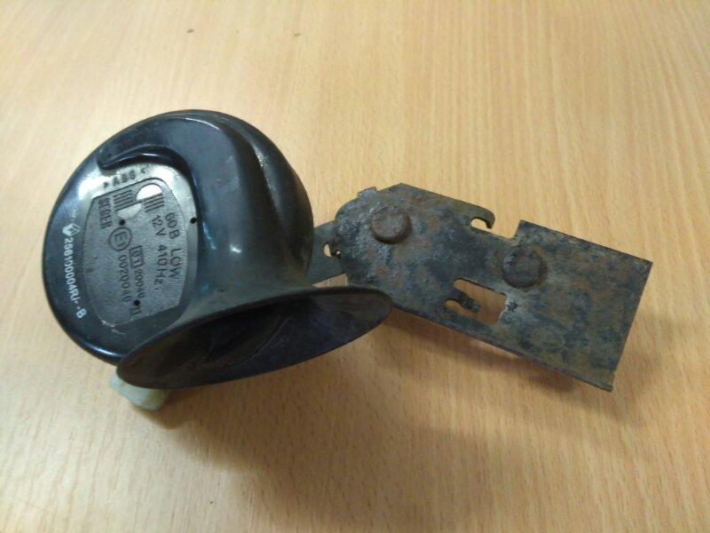Звуковой сигнал(клаксон) Renault Megane 3 EZ0/1 K9K834 2011 (б/у)