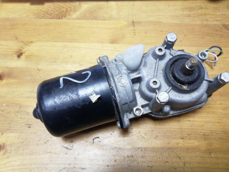 Мотор стеклоочистителя Renault Scenic 2 К4М (б/у)