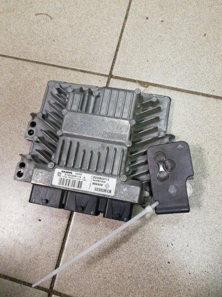 Блок управления двигателем Renault Scenic 2 JM K9K732 2007 (б/у)