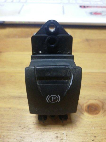 Кнопка электро ручника Renault Grand Scenic 3 JM K9K832 2010 (б/у)