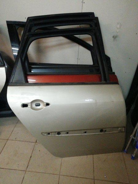 Дверь Renault Scenic 2 К4М 2007 задняя правая (б/у)