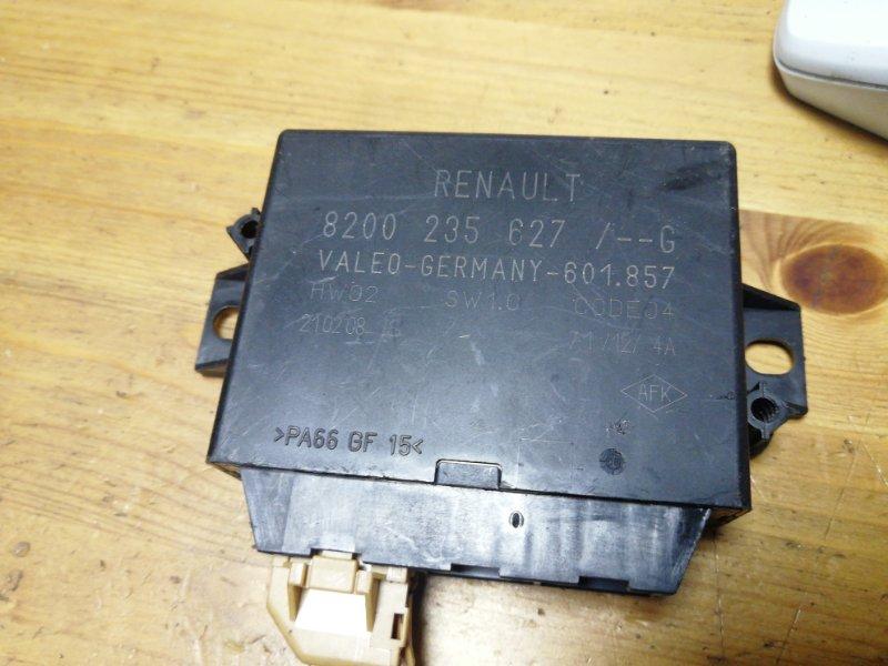 Блок управления парктроником Renault Scenic 2 К4М (б/у)
