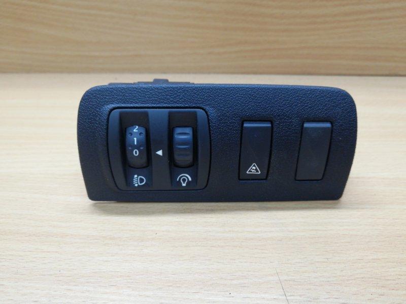 Кнопка корректора фар Renault Megane 3 EZ0/1 K9K834 2011 (б/у)