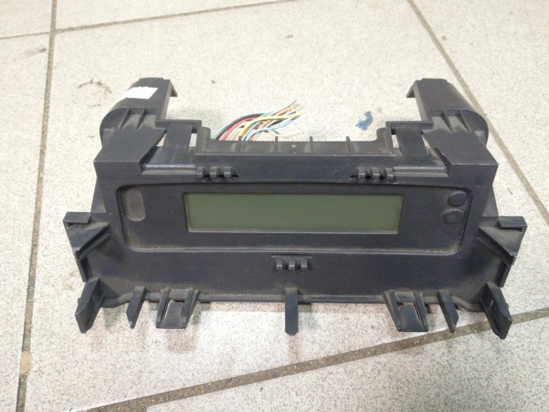 Часы Renault Scenic 2 JM K9K 2009 (б/у)