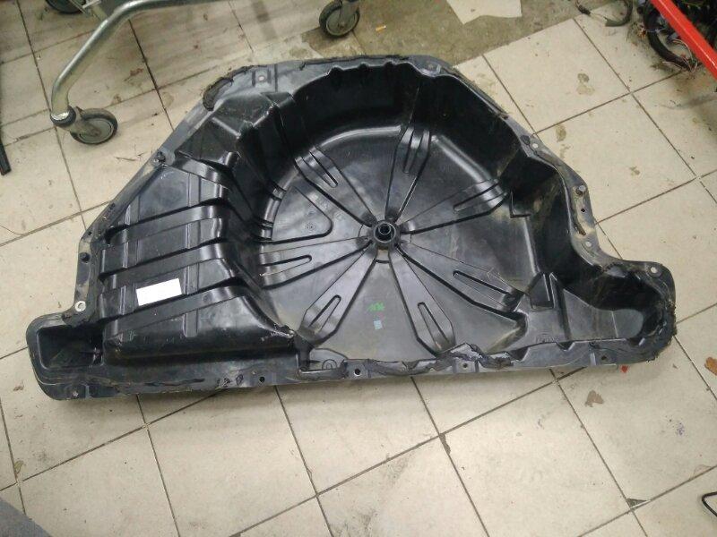 Ниша запасного колеса Renault Megane 2 ХЭТЧБЭК K9K724 2005 (б/у)