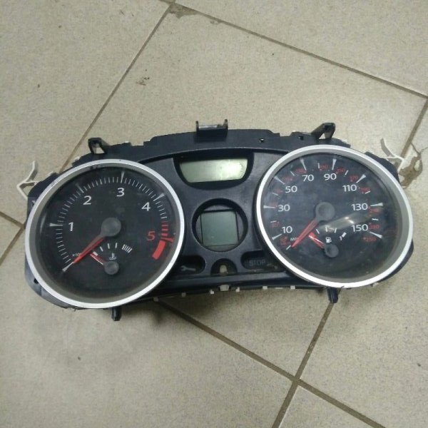 Щиток приборов Renault Megane 2 К9К 2007 (б/у)
