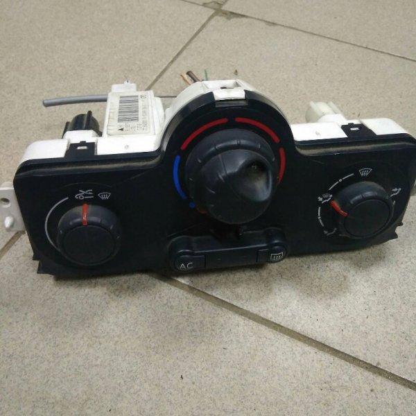 Блок управления печкой Renault Megane 2 К4М 2007 (б/у)