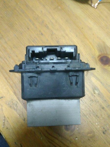 Резистор отопителя Renault Megane 3 EZ0/1 K9K834 2011 (б/у)