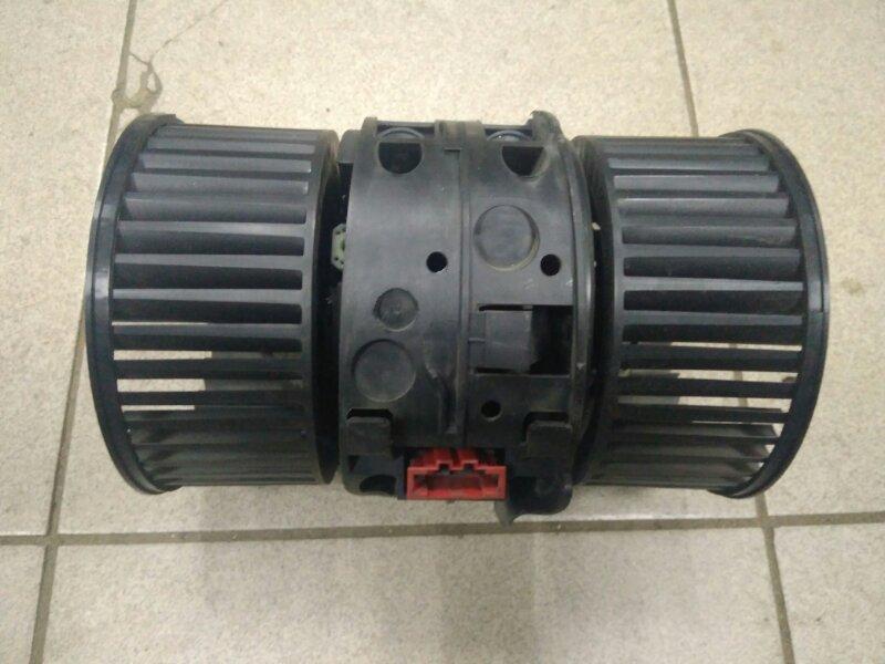Мотор печки Renault Megane 3 EZ0/1 K9K834 2011 (б/у)