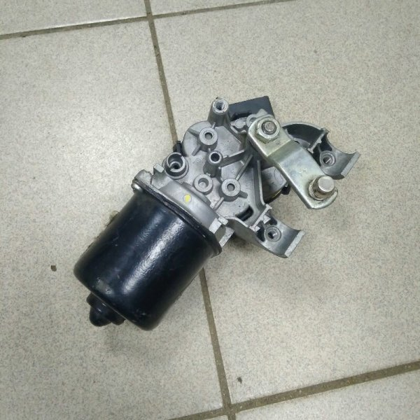 Мотор стеклоочистителя Renault Megane 2 K9K 2007 передний (б/у)
