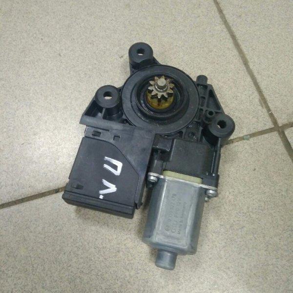 Мотор стеклоподъемника Renault Megane 3 K9K 2009 передний левый (б/у)