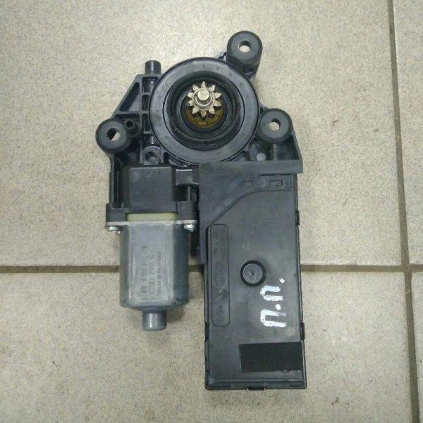 Мотор стеклоподъемника Renault Megane 3 K9K 2009 передний правый (б/у)