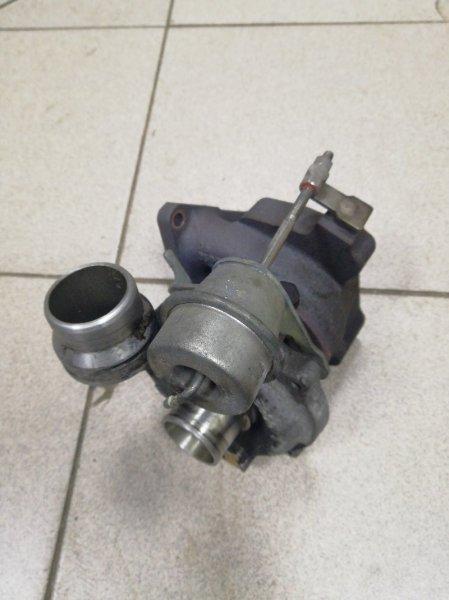 Турбина Renault Megane 2 ХЭТЧБЭК K9K724 2005 (б/у)