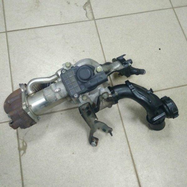 Клапан egr в сборе Renault Megane 2 ХЭТЧБЭК K9K724 2005 (б/у)