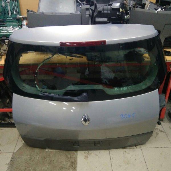 Крышка багажника Renault Scenic 2 JM F9QC750C012315 2004 (б/у)