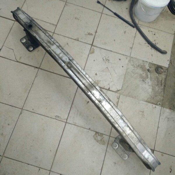 Усилитель бампера Renault Scenic 2 JM F9QC750C012315 2004 передний (б/у)