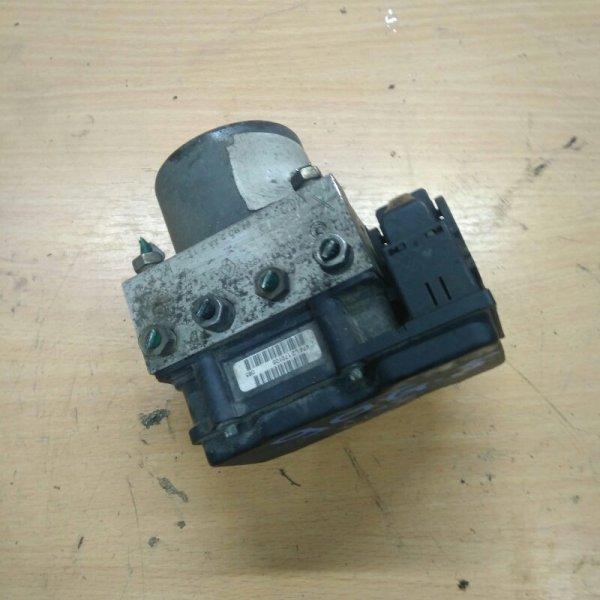 Блок abs Renault Scenic 2 JM F9QC750C012315 2004 (б/у)