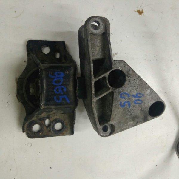 Опора двигателя Renault Scenic 2 JM F9QC750C012315 2004 (б/у)