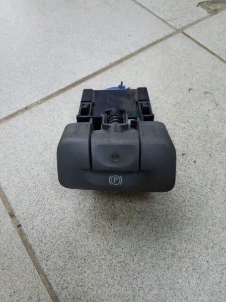 Кнопка электро ручника Renault Scenic 2 JM F9QC750C012315 2004 (б/у)