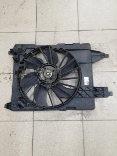 Вентилятор радиатора Renault Scenic 2 JM F9QC750C012315 2004 (б/у)