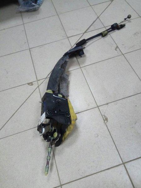 Кулиса мкпп Renault Scenic 2 JM F9QC750C012315 2004 (б/у)