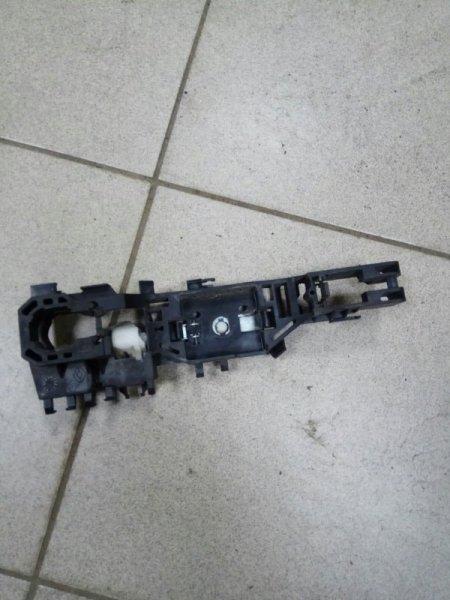 Ручка двери внешняя Renault Scenic 2 JM F9QC750C012315 2004 передняя правая (б/у)