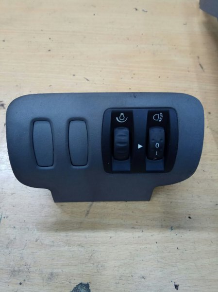 Кнопка корректора фар Renault Scenic 2 JM F9QC750C012315 2004 (б/у)