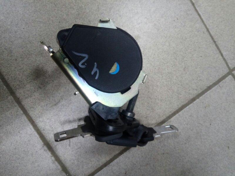 Ремень безопасности Renault Scenic 2 К9К 2006 задний (б/у)