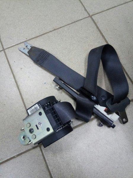 Ремень безопасности Renault Scenic 2 К9К 2006 передний правый (б/у)