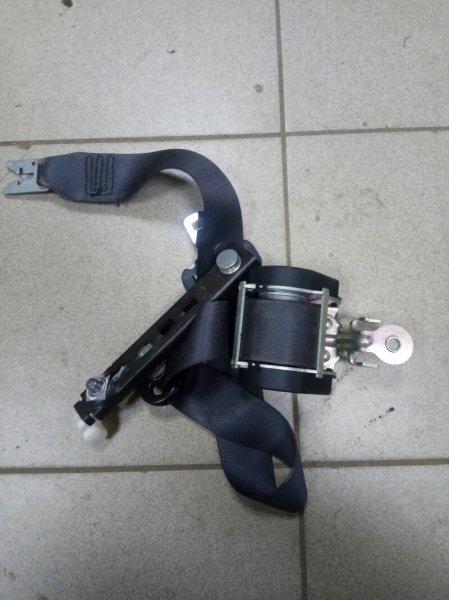 Ремень безопасности Renault Scenic 2 К9К 2007 передний левый (б/у)