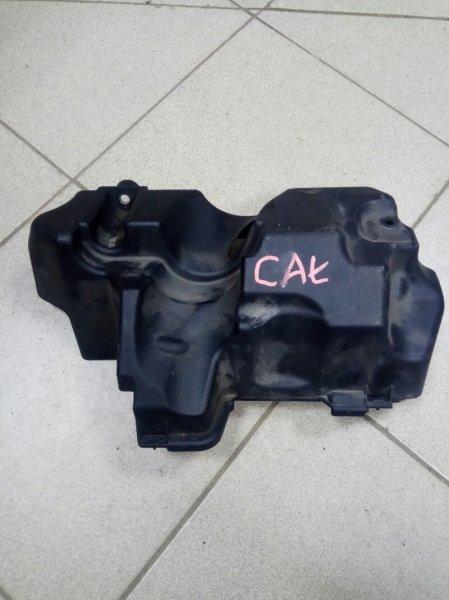 Крышка двигателя Renault Scenic 2 К9К 732 2007 (б/у)