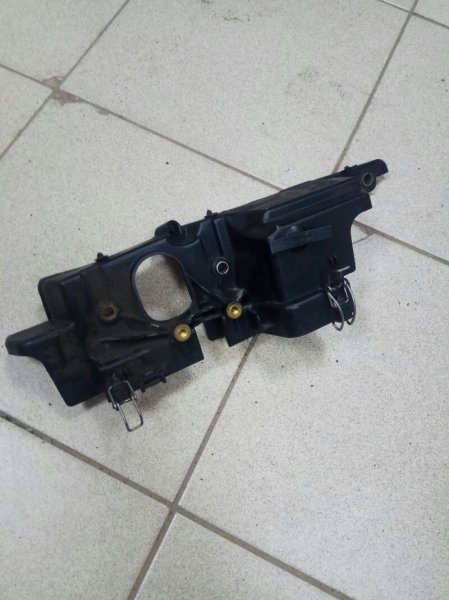 Крышка двигателя Renault Scenic 2 К9К 2007 (б/у)