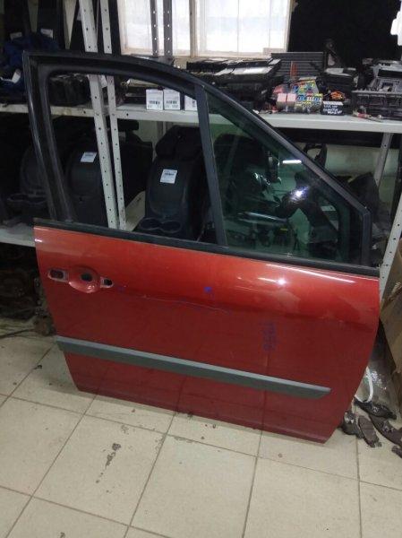 Дверь Renault Scenic 2 К9К 2007 передняя правая (б/у)
