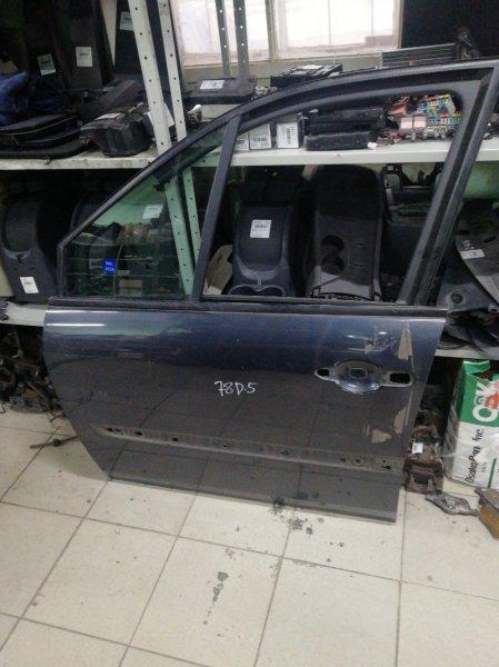 Дверь Renault Scenic 2 К9К 2007 передняя левая (б/у)