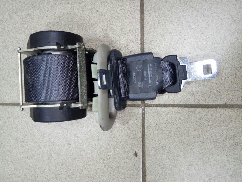 Ремень безопасности Renault Grand Scenic 2 M9RA700 2007 задний (б/у)