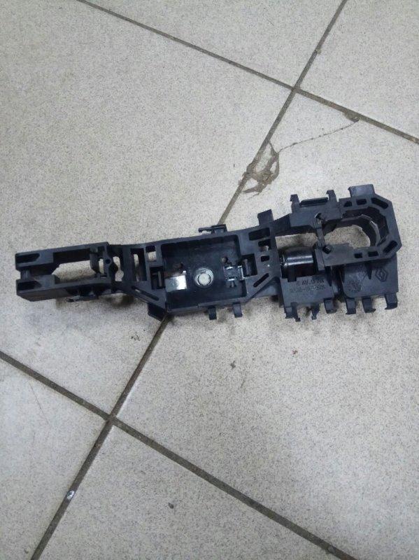 Ручка двери внешняя Renault Grand Scenic 2 M9RA700 2007 левая (б/у)