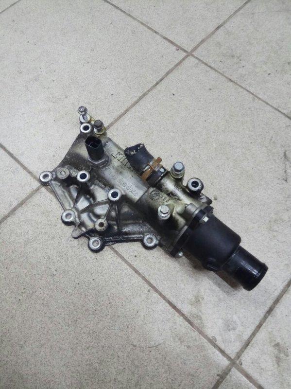 Корпус термостата Renault Scenic 2 K4M788 2007 (б/у)