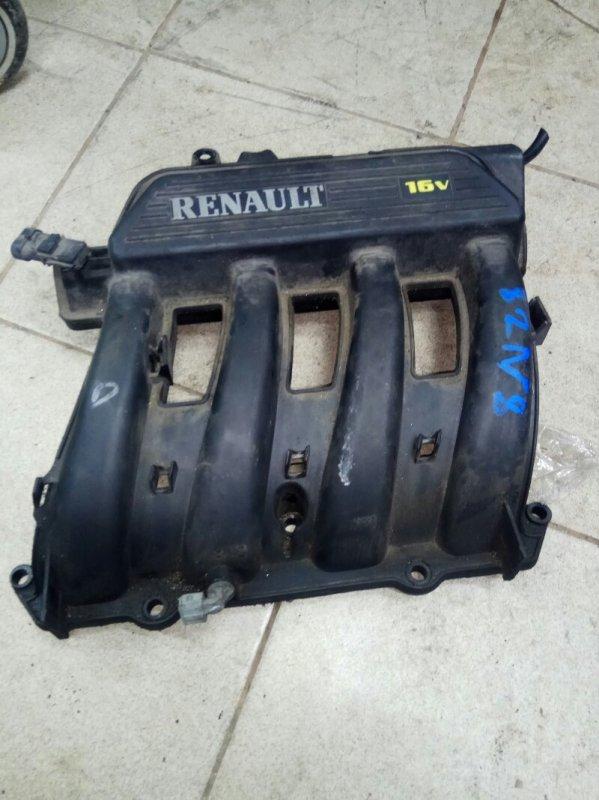 Коллектор впускной Renault Scenic 2 K4M788 2007 (б/у)