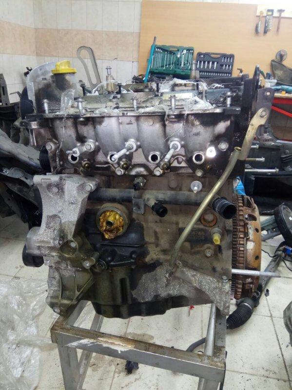 Двигатель Renault Scenic 2 K4M788 2007 (б/у)