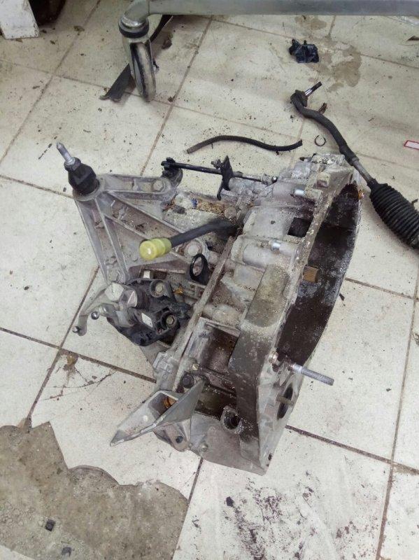 Мкпп Renault Scenic 2 K4M788 2007 (б/у)