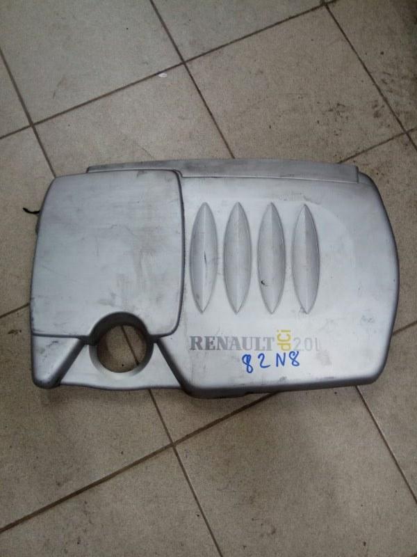 Крышка двигателя Renault Grand Scenic 2 M9RA700 2007 (б/у)