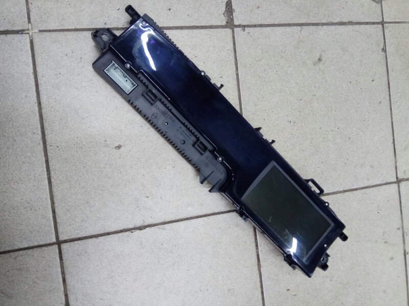 Панель приборов Renault Grand Scenic 2 M9RA700 2007 (б/у)