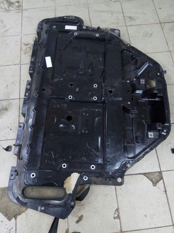 Пол багажника Renault Grand Scenic 2 M9RA700 2007 задний (б/у)