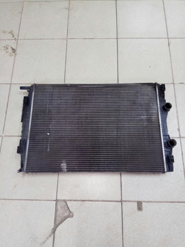 Радиатор охлаждения Renault Grand Scenic 2 M9RA700 2007 (б/у)