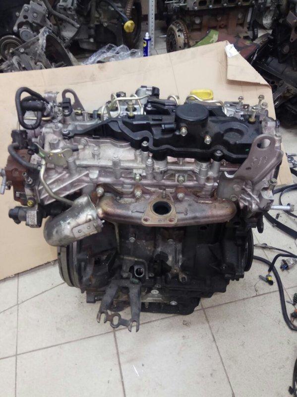 Двигатель Renault Grand Scenic 2 M9RA700 2007 (б/у)